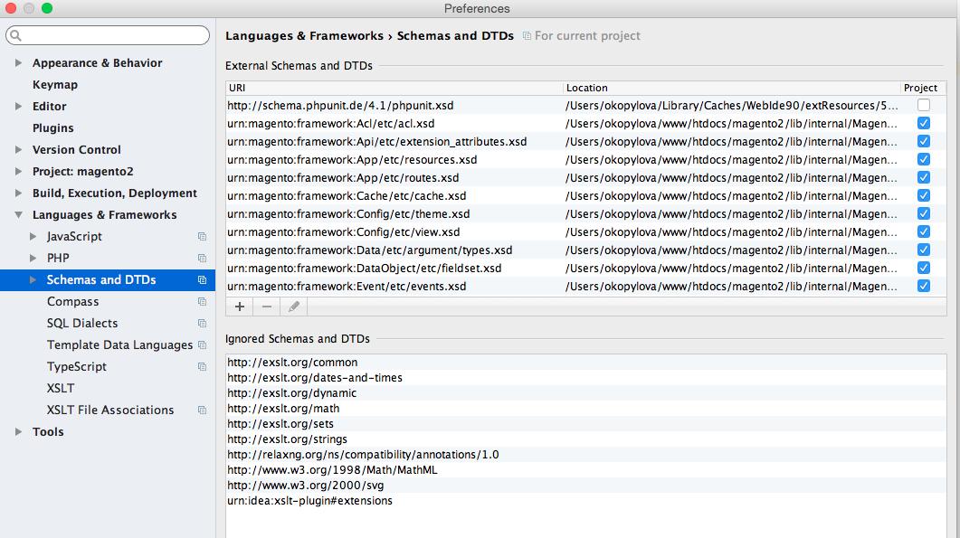 URN highlighter | Magento 2 Developer Documentation