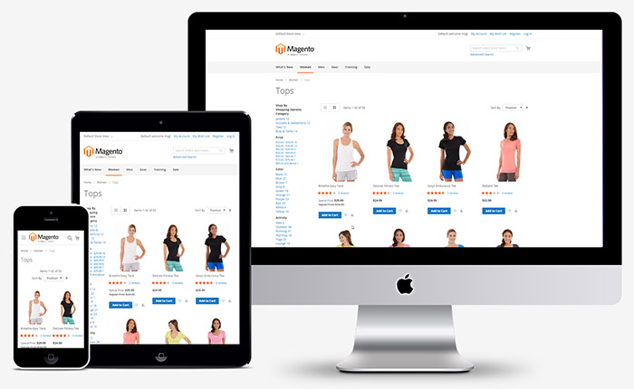 Overview of responsive web design in Magento | Magento 2 Developer ...