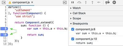 Debug UI components JavaScript | Magento 2 Developer