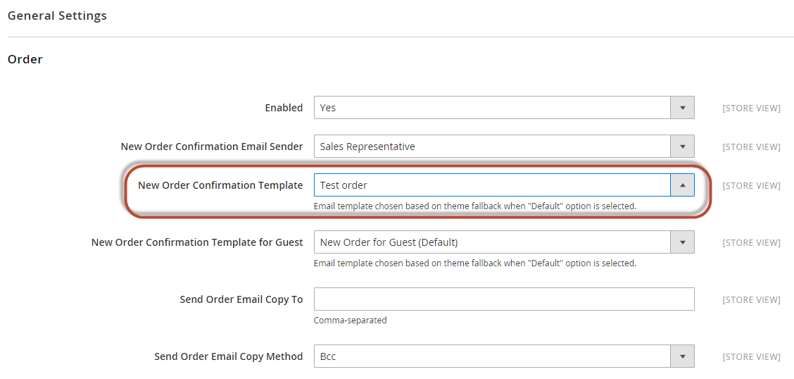 Customize Email Templates Magento 2 Developer Documentation