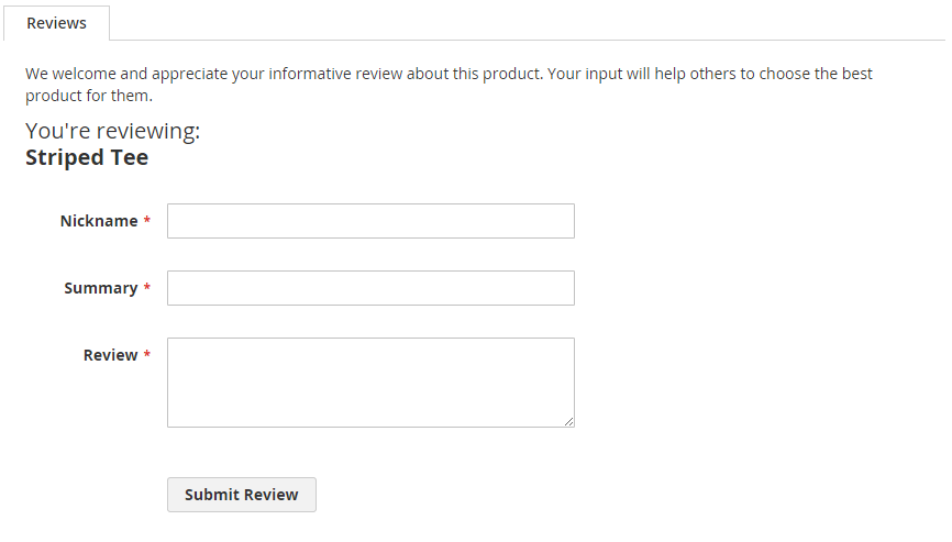 Templates customization walkthrough | Magento 2 Developer Documentation