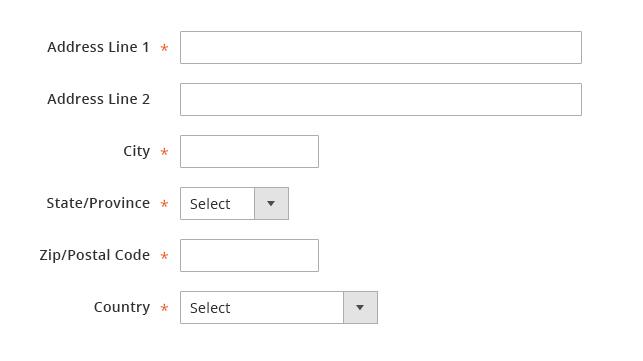 Admin Design Pattern Library | Magento 2 Developer Documentation